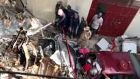 Pakistan'da 107 kişiyi taşıyan yolcu uçağı düştü: Yolcuların tamamı hayatını kaybetti