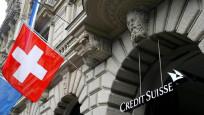 Credit Suisse, çalışan sayısını azaltıyor