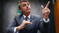 Brezilya liderine koronavirüs tepkisi: Katil