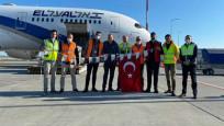 İsrail 10 yıl sonra Türkiye'ye kargo uçuşlarını başlattı