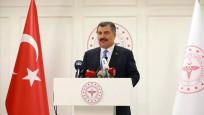 Türkiye'de son 24 saatte 1035 yeni vaka tespit edildi