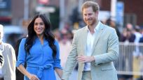 Meghan Markle ve Prens Harry'ye drone tacizi