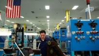 ABD'de ISM imalat sanayi endeksi mayısta yükseldi