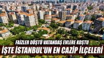 Faizler düştü, ev satışları patladı: İşte İstanbulun en cazip ilçeleri