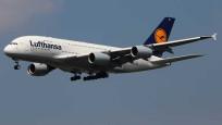 Kurtarma paketi Lufthansa hisselerini yükseltti