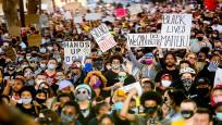 ABD'de protestolar ikinci korona virüs dalgasını başlatabilir