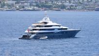 Alexander Grigoryevich Abramov 100 milyon dolarlık yatı Bodrum'da