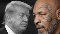 Mike Tyson Trump'ı dövüyordu!