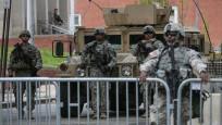 Pentagon'dan geri adım! Askerler Washington'da teyakkuzda