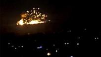 İsrail, Suriye'deki 'İran'a ait füze fabrikasını' bombaladı