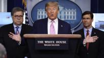 Trump'tan ekonomi yorumu: Roket yönlü bir toparlanma