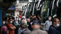 İstanbul'da otobüs sefer sayısı günde 800'e çıktı
