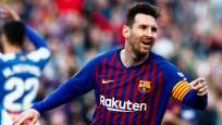 Barcelona tweet attı, Messi Palandöken'de