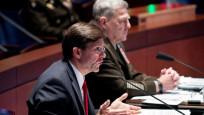 Pentagon yetkilileri Kongre'de ifade verdi