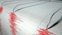 Antalya'da 3.5 büyüklüğünde deprem oldu