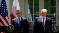Trump'tan Polonya Cumhurbaşkanı Duda'ya seçim tebriği
