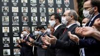 İBB'de 15 Temmuz şehitleri için anma töreni düzenlendi