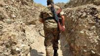 Azerbaycan: Ermenistan'a ait bir askeri aracı imha ettik