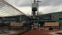 Ankara Tenis Kulübü'nde korona virüs krizi