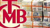 Merkez Bankası net uluslararası rezervleri arttı