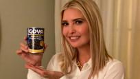 Trumplar'ın reklamı ters tepti, Goya için boykot çağrıları