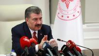 Türkiye'de son 24 saatte 933 yeni vaka tespit edildi