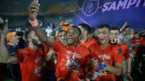 Cumhurbaşkanı'ndan kutlama! Son şampiyon Başakşehir