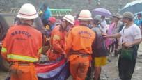 Myanmar'da madende kaza, çok sayıda ölü var