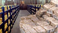 Merkez'in brüt döviz rezervleri 1.8 milyar dolar azaldı