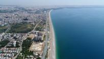 Konyaaltı Sahili 60 yılda 35 metre eridi