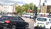 Ukrayna'da silahlı rehine krizi