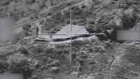 Azerbaycan ordusu sınır hattındaki Ermenistan mevzilerini böyle vurdu