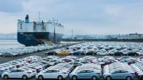 Sakarya'nın 6 aylık motorlu taşıt ihracatı 85 bin 937