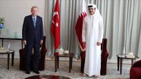 Katar Emiri'nden iş birliği vurgusu