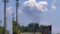 Sakarya'da havai fişek fabrikasında patlama meydana geldi