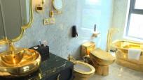 Vietnam'da 24 ayar altınla kaplı 5 yıldızlı otel açıldı