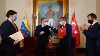 Türkiye ile Venezuela arasında ticaret anlaşması