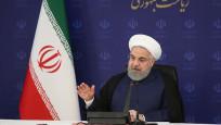 Ruhani: İran ekonomisini çökertme komploları başarılı olamayacak