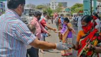 En çok vakanın görüldüğü üçüncü ülke Hindistan