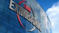 Eximbank tarihinde bir ilk
