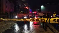 Mecidiyeköy'de korkutan patlama