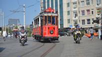 İstanbul'un motosiklet ambulansları ilk defa görüntülendi