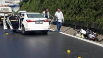 TEM Otoyolu'nda bir yıl önce yol verme tartışması yüzünden çıkan tartışmada Serdar Çekiç'in 13 kurşu