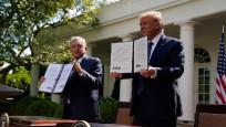 Trump: NAFTA insanlık tarihindeki en kötü anlaşma