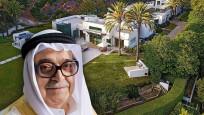 Arap milyarder Şeyh Saleh Abdullah Kamel'in Los Angeles'taki evi 32,5 milyon dolara satışta