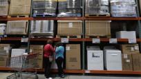 ABD'de mayısta toptan eşya stokları azalırken, satışlar arttı