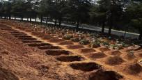 Güney Afrika'da 1,5 milyon kişilik toplu mezarlar hazırlanıyor