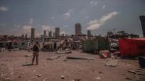 Beyrut Limanı'nda tünel iddiasına yalanlama