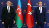 Çavuşoğlu: Azerbaycan yalnız değildir