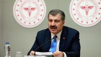 Türkiye'de son 24 saatte 1212 yeni tanı kondu